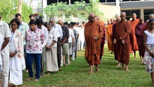 Sri Lanka takes up secular mindfulness