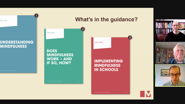 Launch of new publication: Implementing Mindfulness in Schools: An Evidence-Based Guide