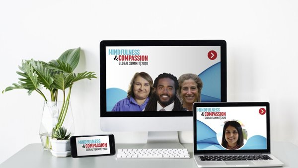 Mindfulness & Compassion Global Summit - Online Event